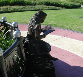 May Gibbs Commemorative Sculpture